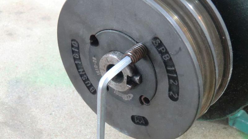 Taper Lock Pulleys